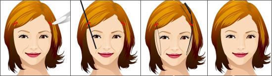 面部软组织结构层次